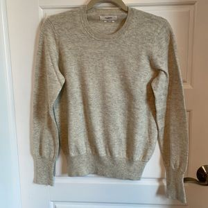 Isabel marant etoile scoop neck sweater